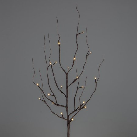 Gerson 93767 Battery Operated Willow Lighted Branches