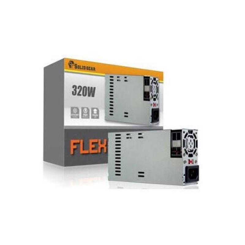 Solid Gear SDGR-FLEX320 320W Mini-ITX/FLEX ATX Power Supply