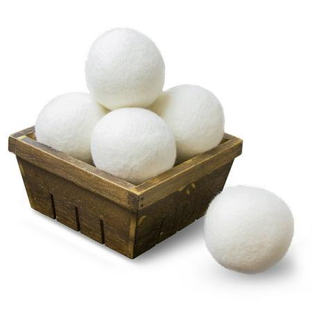 SnugPad Wool Dryer Balls](Wooly Balls)