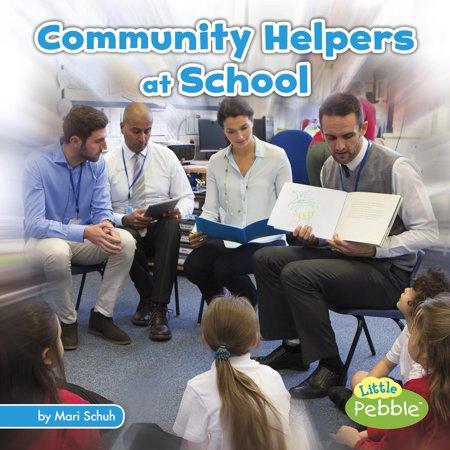Community Helpers at School](Community Helper Books)