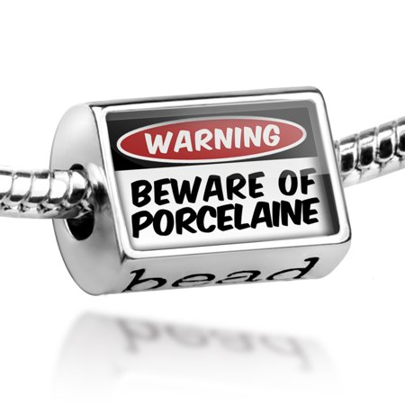 Bead Beware Of The Porcelaine Dog From France Charm Fits All European Bracelets