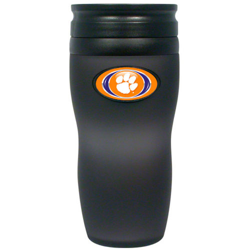NCAA - Clemson Tigers Soft-Touch Tumbler