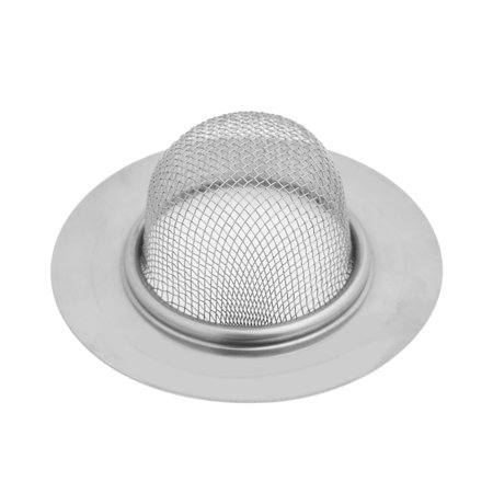 "1.4"" Depth Stainless Steel Bathroom Sink Basin Strainer Stopper"