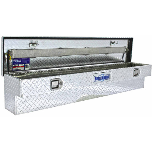 "Side Mount, Truck Tool Box, 60""L x 11.5""W x 11""H"