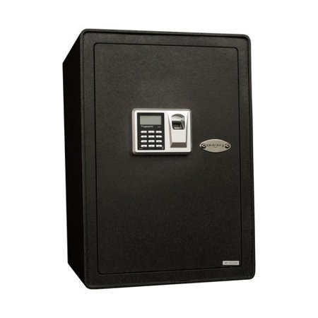 Tracker Safe S19-B2 1.91 cu. ft. All Steel Security Safe with Biometric Lock, Textured