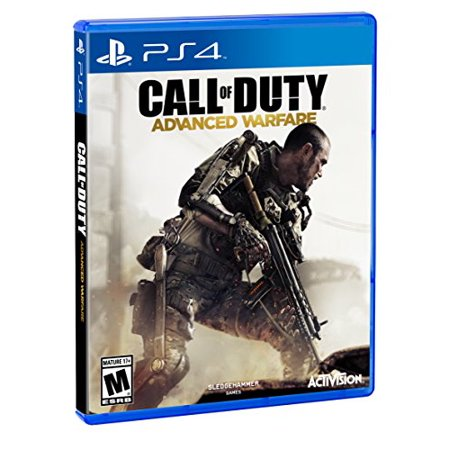 Call of Duty: Advanced Warfare - PlayStation 4 (Call Of Duty Advanced Warfare App)