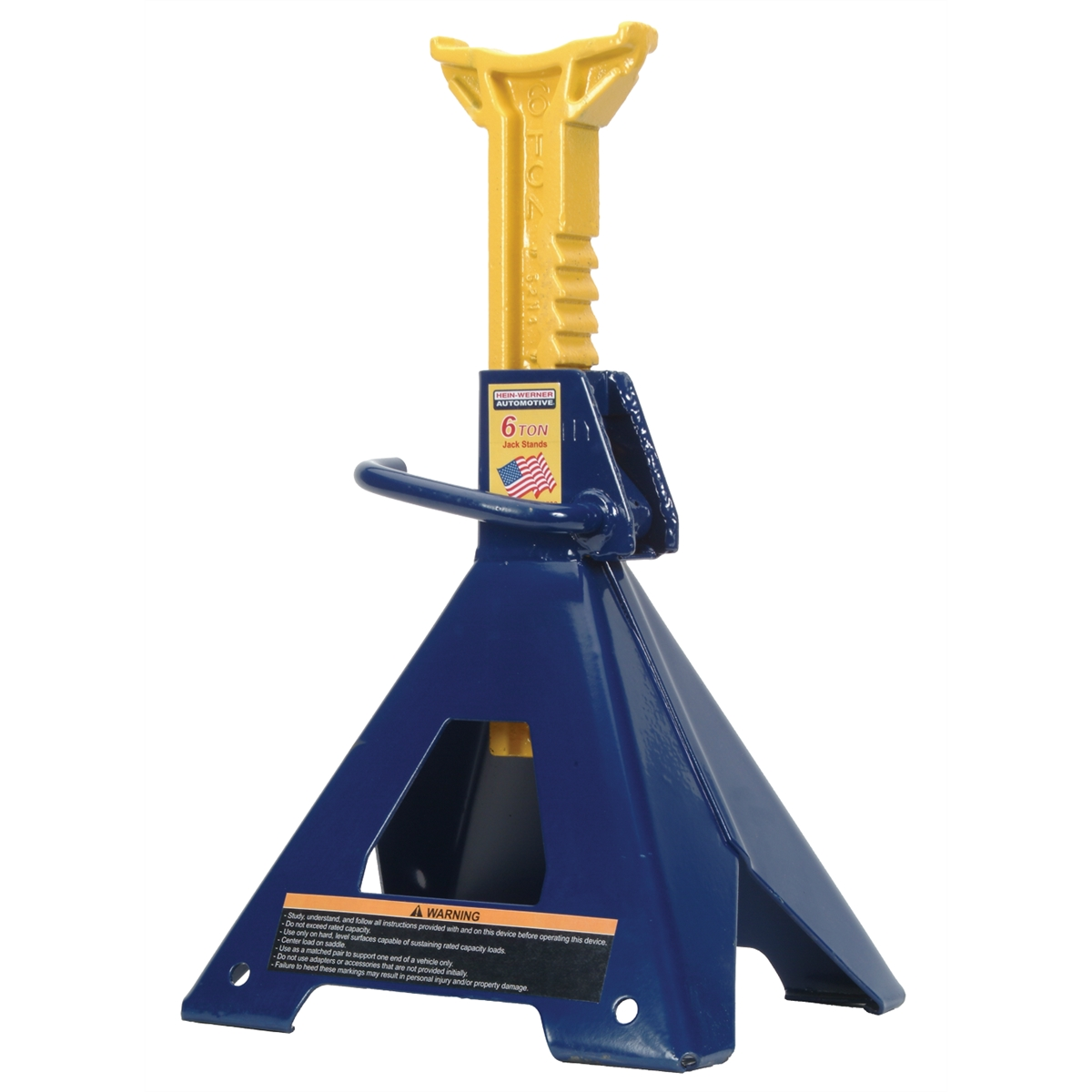 Omega Vehicle Stand, 6 Tons, 2 Pack