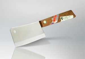"#504 3"" Mini Cleaver by"