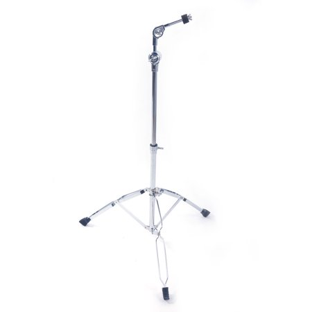 Cymbal Boom Stand Drum Hardware Arm Mount Holder Adapter Percussion Silver