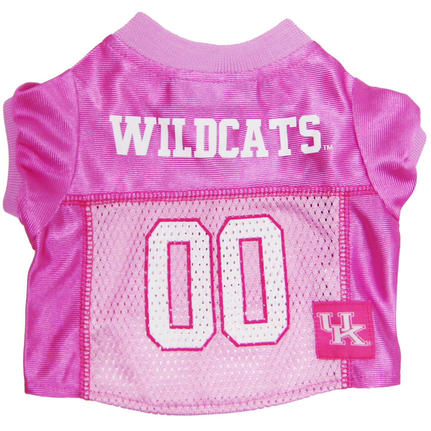 Univeristy of Kentucky Dog Pink Football Jersey