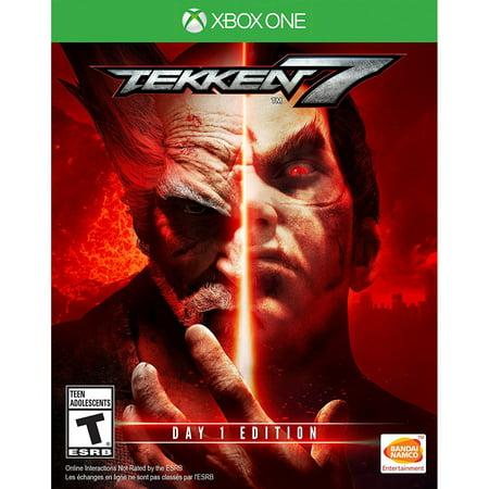Tekken 7 XBX1 - Preowned/Refurbished
