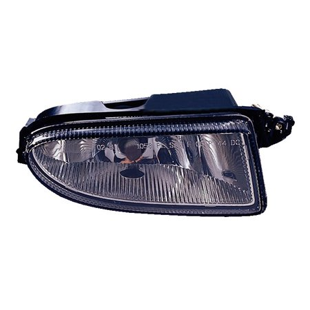 Replacement Penger Side Fog Light For 01 05 Chrysler Pt Cruiser Ch2593116