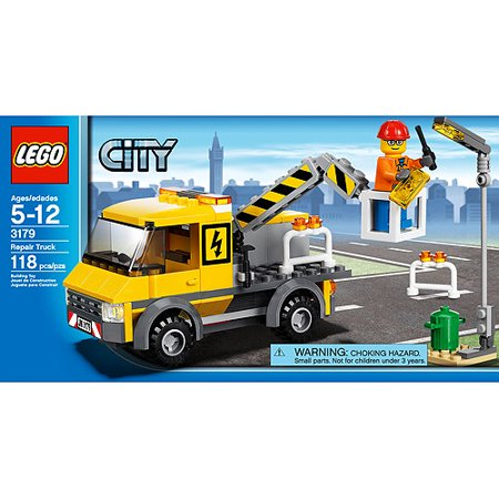 LEGO City Lighting Repair Truck