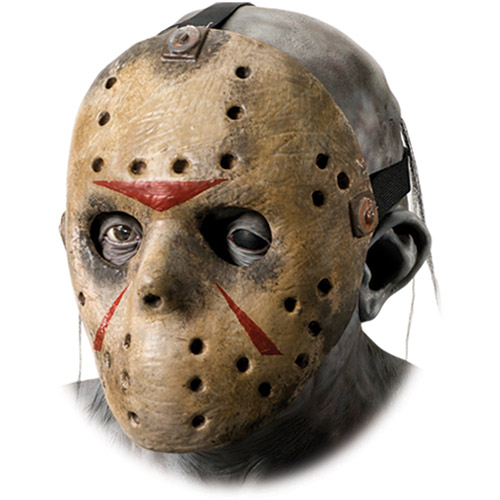 Jason Hockey Mask Adult Halloween Accessory