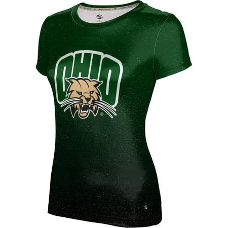 ProSphere Women's Ohio University Ombre Tech Tee - Halloween University Heights Ohio