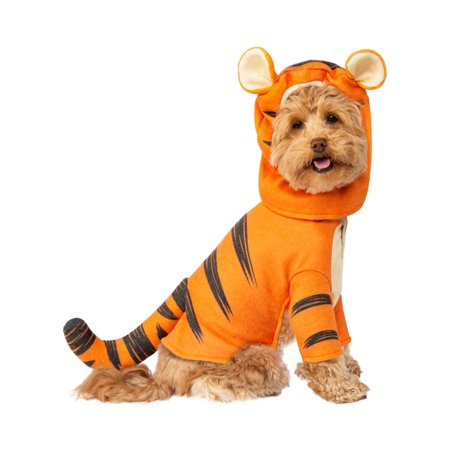 Tigger Pet Costume