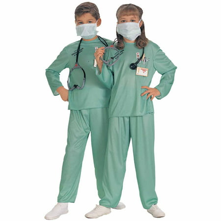 Doctor Er Child Halloween Costume S - Dirty Halloween Doctor Names