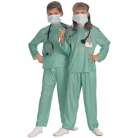 Doctor Er Child Halloween Costume S - Easy Halloween Treats Kids