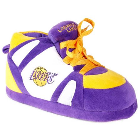 Nba Mens Los Angeles Lakers Slipper