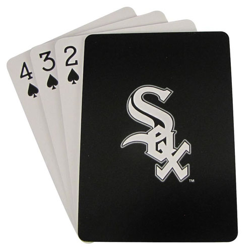 MLB Chicago White Sox Deck of Playing Cards