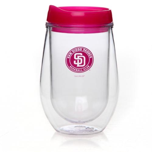 San Diego Padres 10oz. Bev-To-Go Tumbler - Pink - No Size
