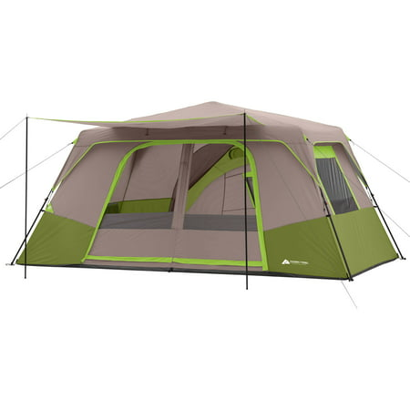 Ozark Trail 14' x 14' Instant Cabin Tent with Private Room, Sleeps 11