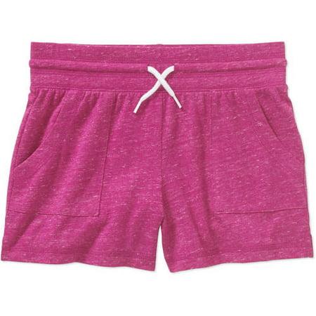 Danskin Now Girls' Jersey Shorts