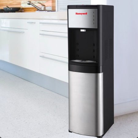Freestanding Water - Honeywell Free-Standing Hot, Cold, and Room Temperature Electric Water Cooler