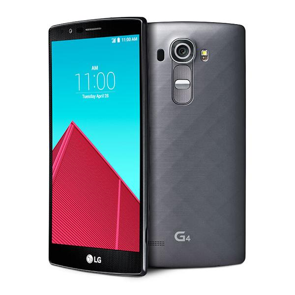Refurbished LG G4 H810 32GB AT;T GSM Unlocked, Metallic Gray