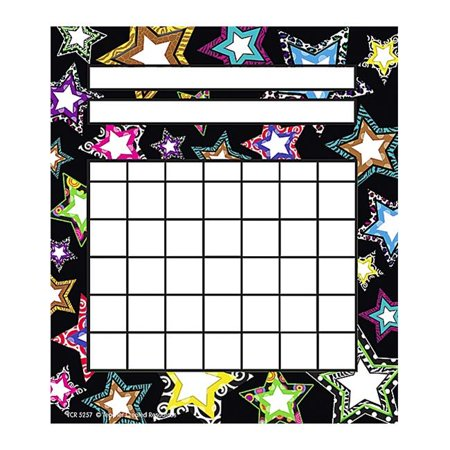 Fancy Stars Incentive Charts - image 1 of 1