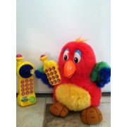 Little Smart Mr Squawky Talky Parrot Phone