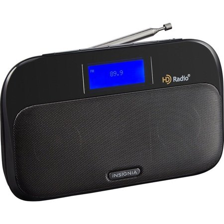 Insignia NS-HDRAD2 Tabletop HD Radio ()