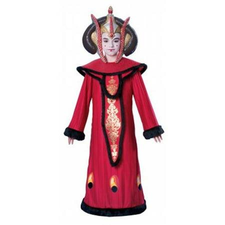 Rubies Costumes 185267 Star Wars Costume de luxe Reine Amidala enfant - image 1 de 1