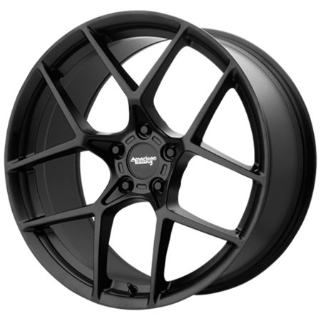 "American Racing AR924 Crossfire 20x10.5 5x4.5"" +45 Satin Black Wheel Rim 20 Inch"