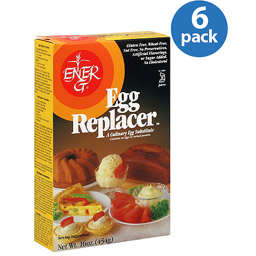 What is ener g egg replacer made of