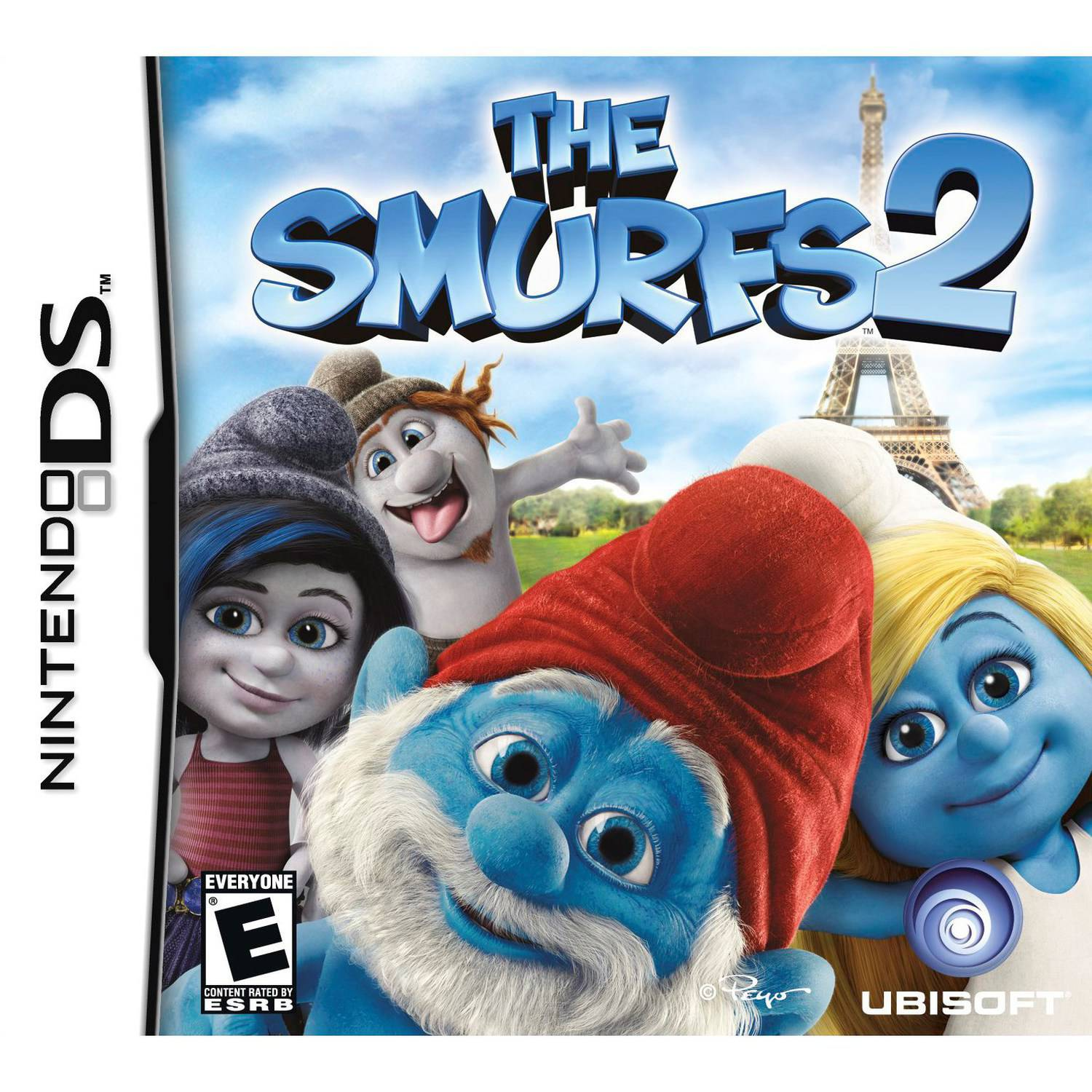 The Smurfs 2, Ubisoft, Nintendo DS, 008888168140