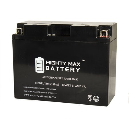 Y50 N18l A3 Sealed Agm Battery For Mtd 600 Series Riding Lawn Mower