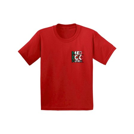 Soccer Baby T-shirt - Awkward Styles Mexico Futbol Infant Shirt Mexico Baby Shirt Mexican Gifts for Babies Mexico Soccer Tshirt for Baby Mexico Shirts for Baby Boy Mexico Soccer Shirt for Baby Girl