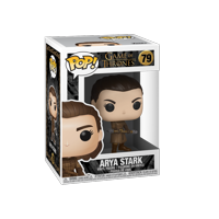Funko POP TV: Game of Thrones - Arya w/ Two Headed Spear