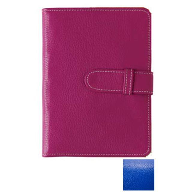 Raika RO 107 BLUE 4 x 6 Photo Brag Book - Blue
