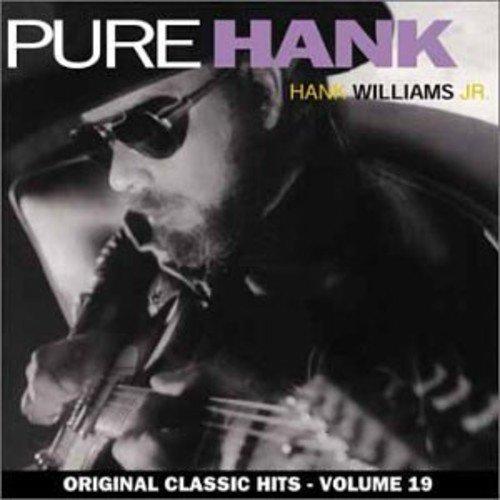 Hank Williams Jr. - Pure Hank [CD]