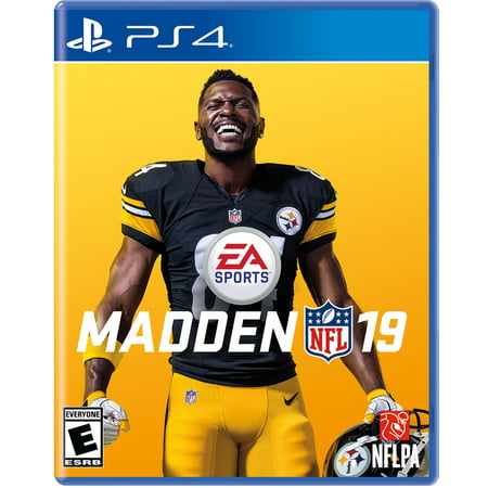Madden NFL 19, Electronic Arts, PlayStation 4, 014633736977 (Playstation 4 Game Card Online)