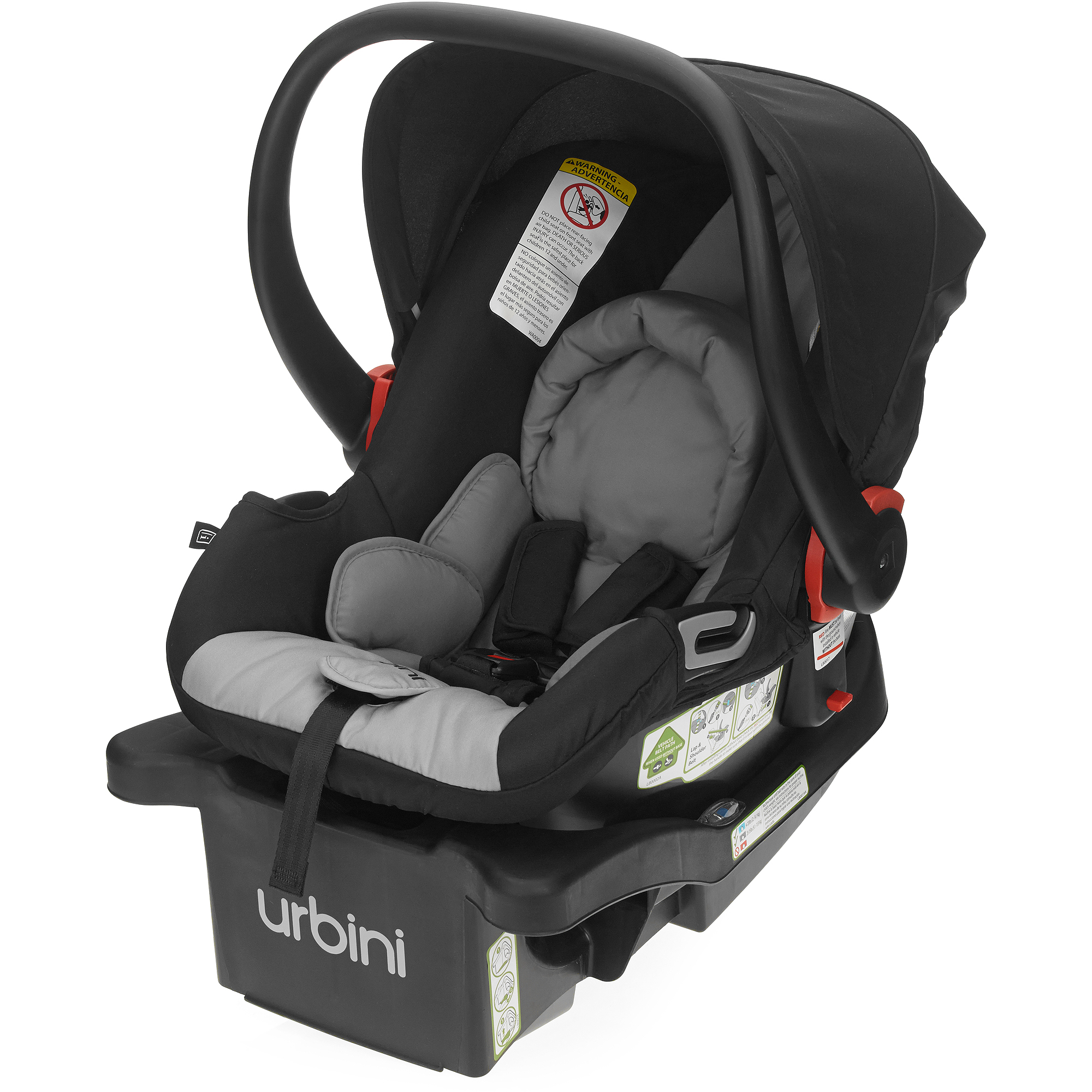 Urbini Petal Infant Car Seat