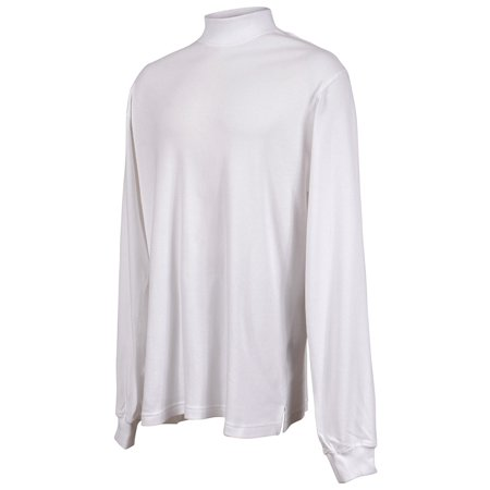 Tri-Mountain Men's Interlock Mock Turtleneck Shirt ()