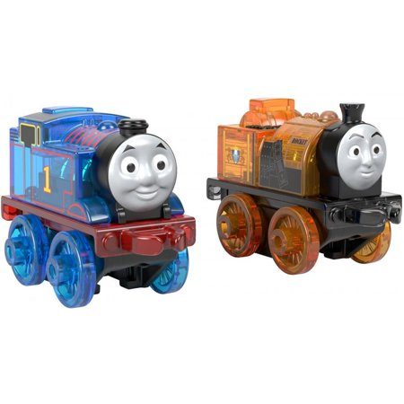 Thomas & Friends MINIS Light-ups 2-Pack Thomas and Stephen