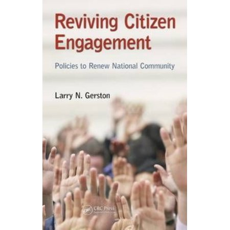 Reviving Citizen Engagement  Policies To Renew National Community