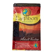 Dog Food: Earthborn Holistic Adult Vantage