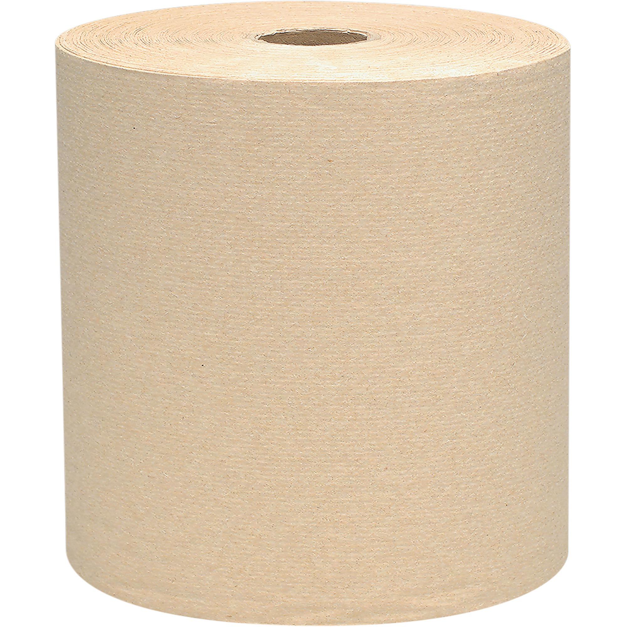 Scott, KCC04142, Brown Hard Roll Towels, 12 / Carton, Brown,Kraft