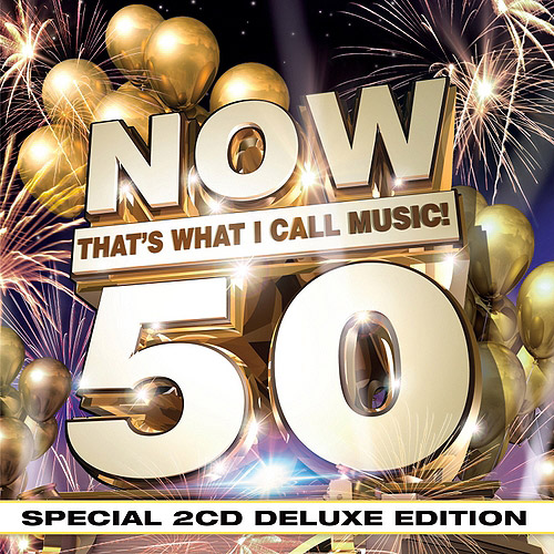 Now That's What I Call Music, Vol. 50 (Deluxe Edition) (2CD)