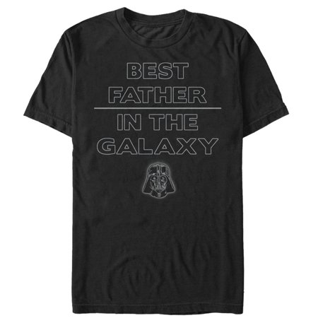 Star Wars Men's Father's Day Best Sith Father in the Galaxy